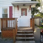 Before: Front Porch (After to come in late 2010)