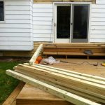 assembling beams and girders for pergola #1