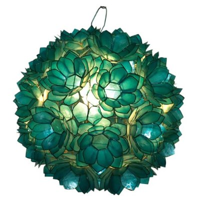 Shell Pendant Turquoise at Target. Image source Target.com.