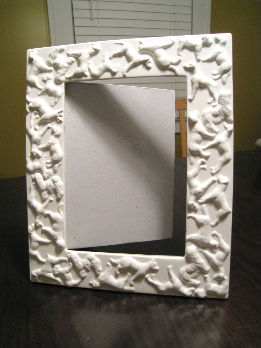 A new picture frame with diy cut glass merrypad a new frame with fresh cut glass jeuxipadfo Images