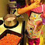 Pink Rice Crispy Treats.
