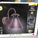 Light #2. A photo taken of a product in Home Depot.