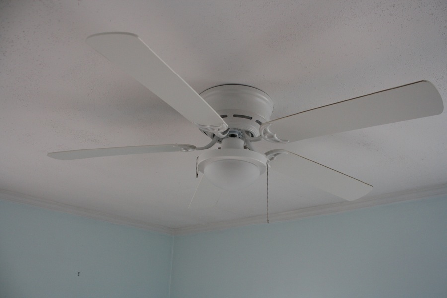 Matching Close-To Ceiling Fans : merrypad