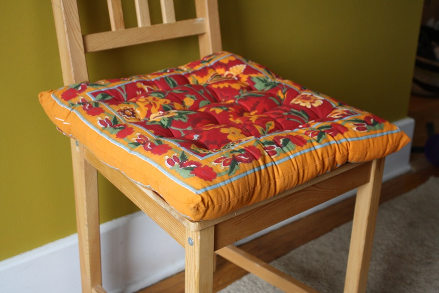 Dining Room And Deck Chair Cushions
