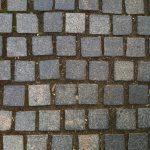 We loved this block tile walkway at the Vietnam Memorial.