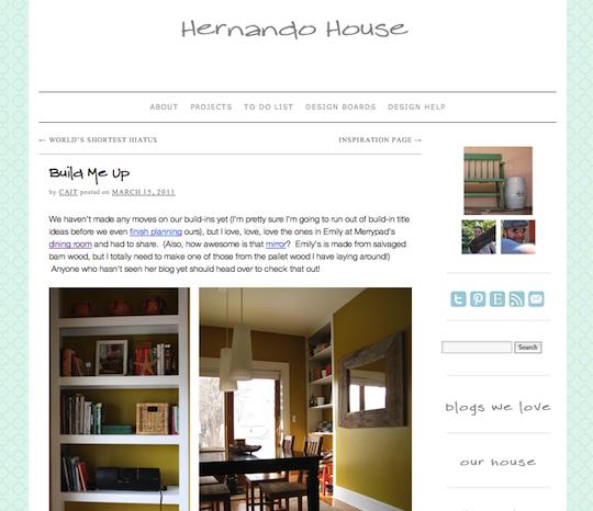 Hernando House
