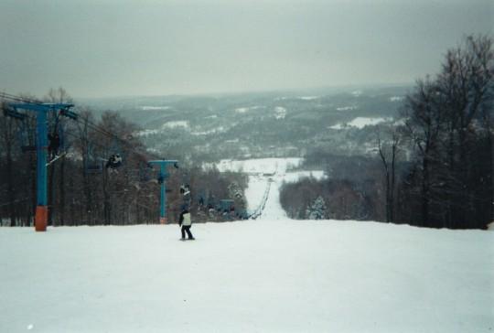 Tamarack Ski Club. Colden, NY. Circa 1998