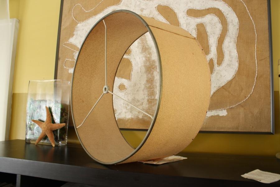 Diy Lamp And Paper Lampshade Merrypad, Diy Lampshade Paper