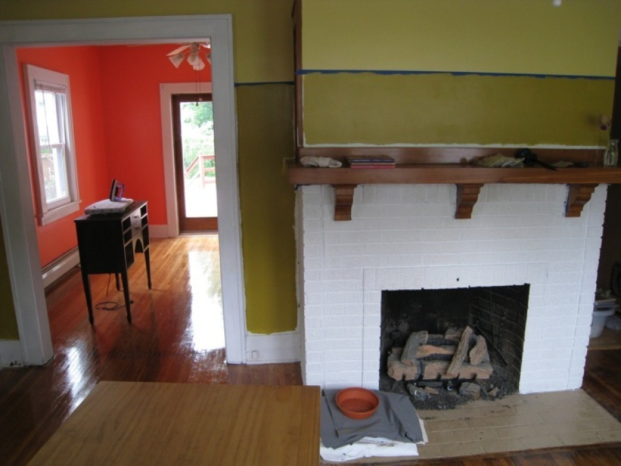 I removed a gas log fireplace insert that I had never used. Check out to see how I did it safely (and made it safe for future homeowners).