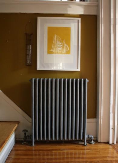 Finished radiator!