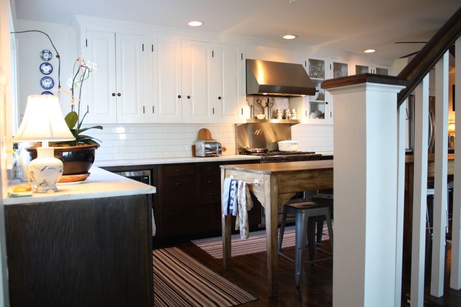 After: Kitchen. Dreamy. That is all.