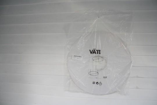 IKEA VATE paper light.