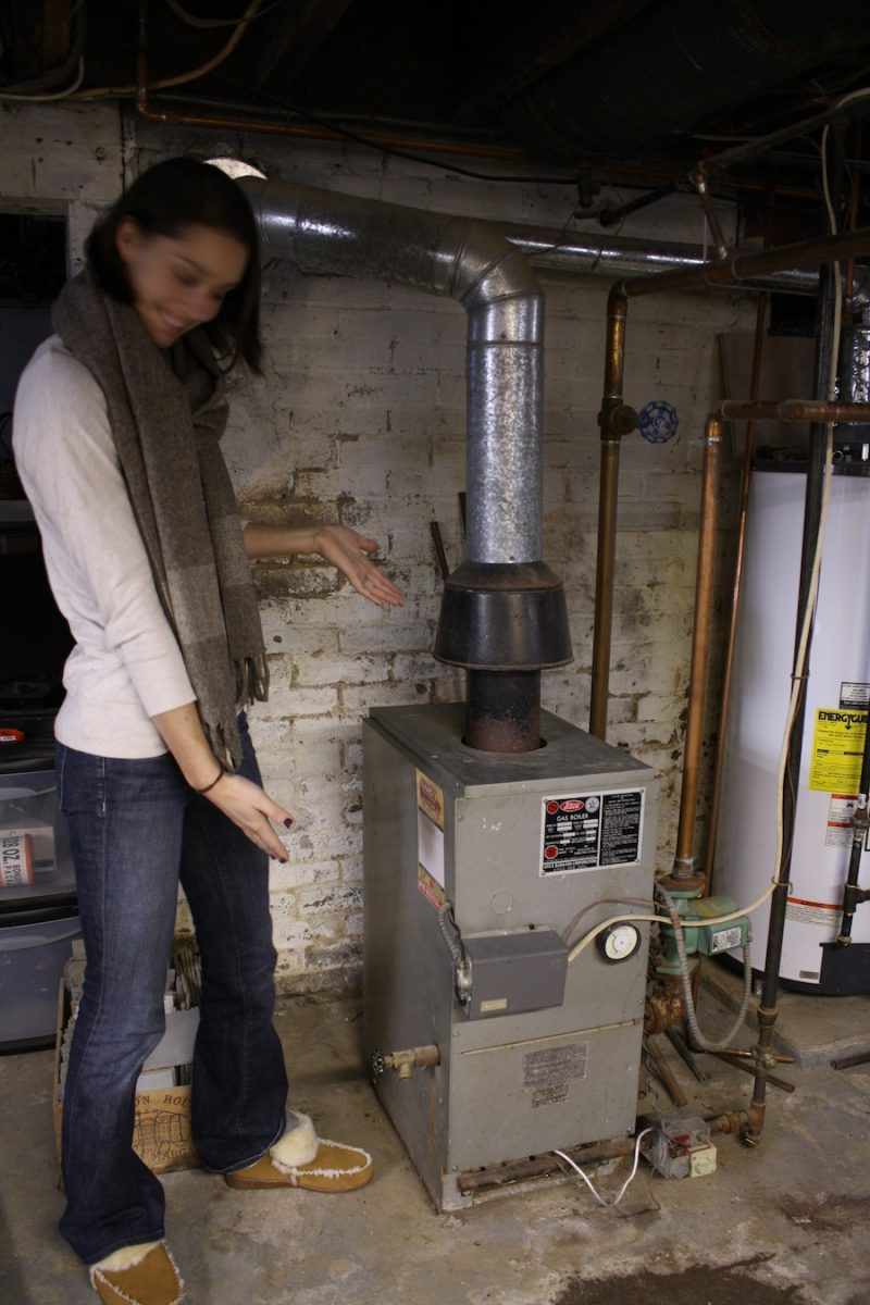 Home Maintenance: Gas Boiler Cleaning | merrypad
