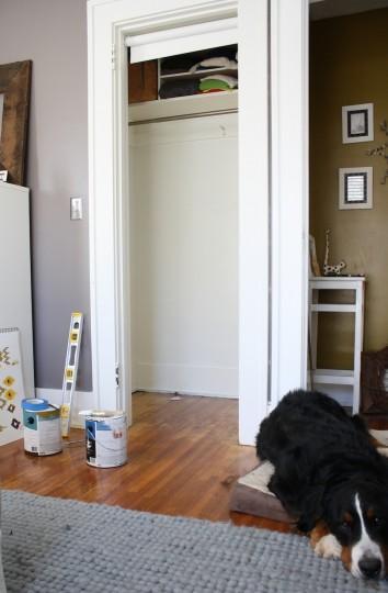 Closet, before.
