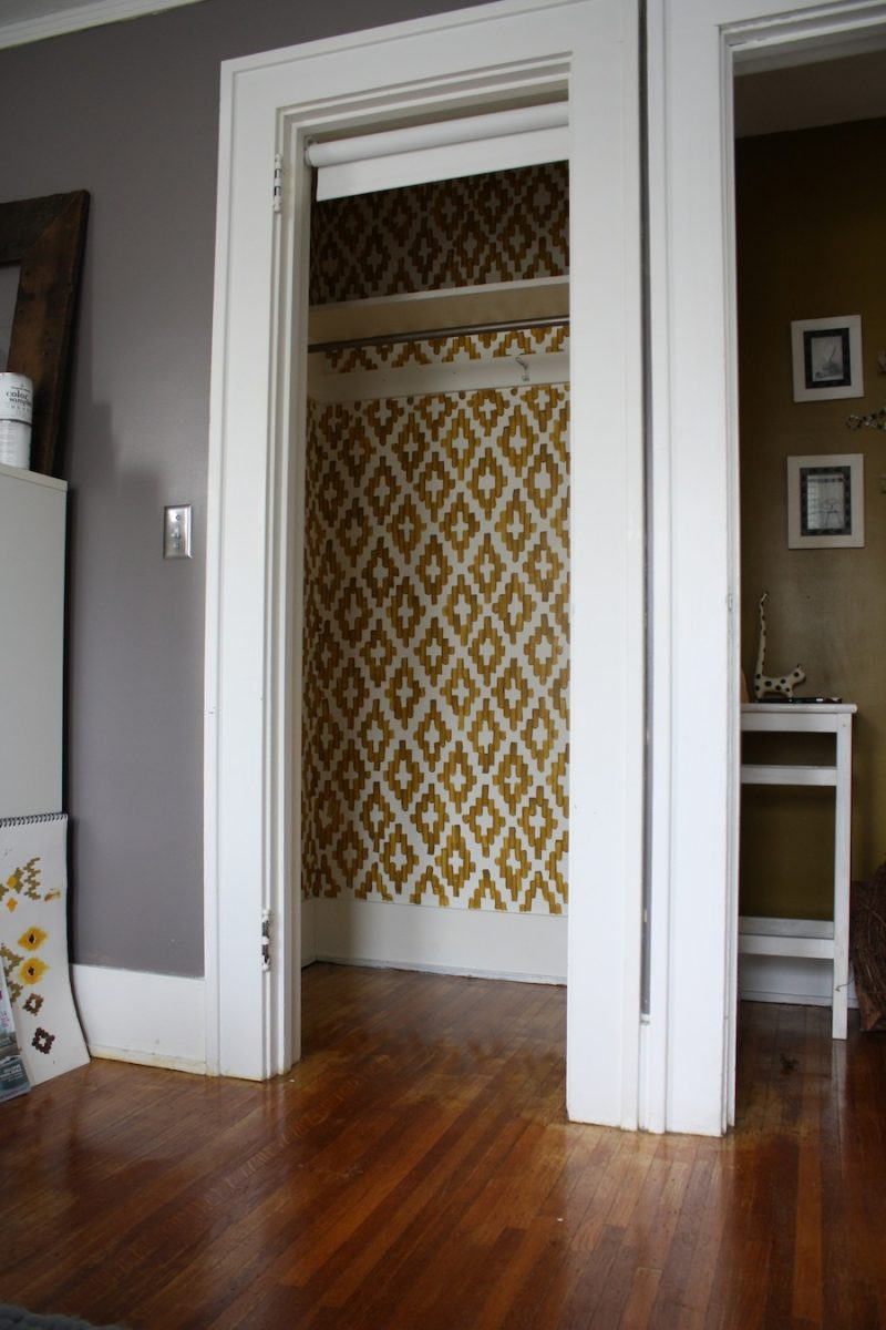 Ikat Experimentation Our Painted Closet Merrypad
