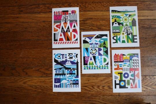 KORT cards.