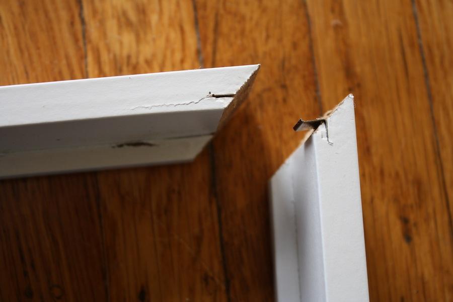 Fix A Broken Ikea Ribba Picture Frame