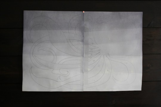Octo-sketching.
