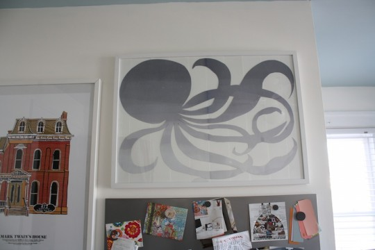Octo-art, hung.