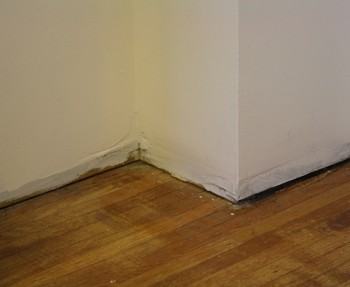 Need office baseboard.