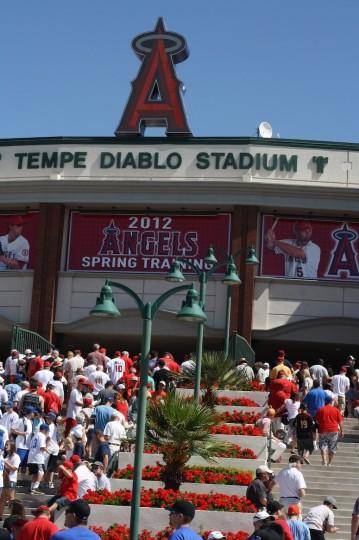 Tempe Diablo Stadium, Tempe, AZ