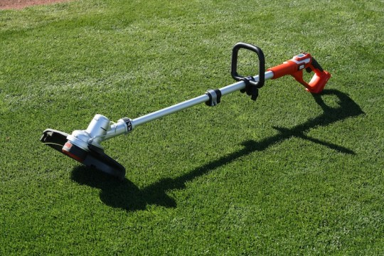 Black & Decker String Trimmer + Edger. Powerful, and really easy to use.