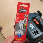 Use high TPI jig saw blades when you're looking to make fine cuts through thin wood. Bazinga, these worked swell.