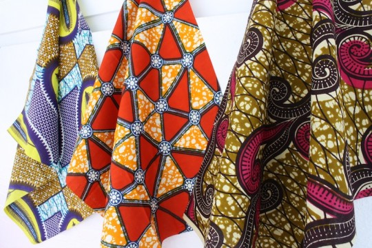 African Wax Cotton from Chilli Peppa on Etsy.