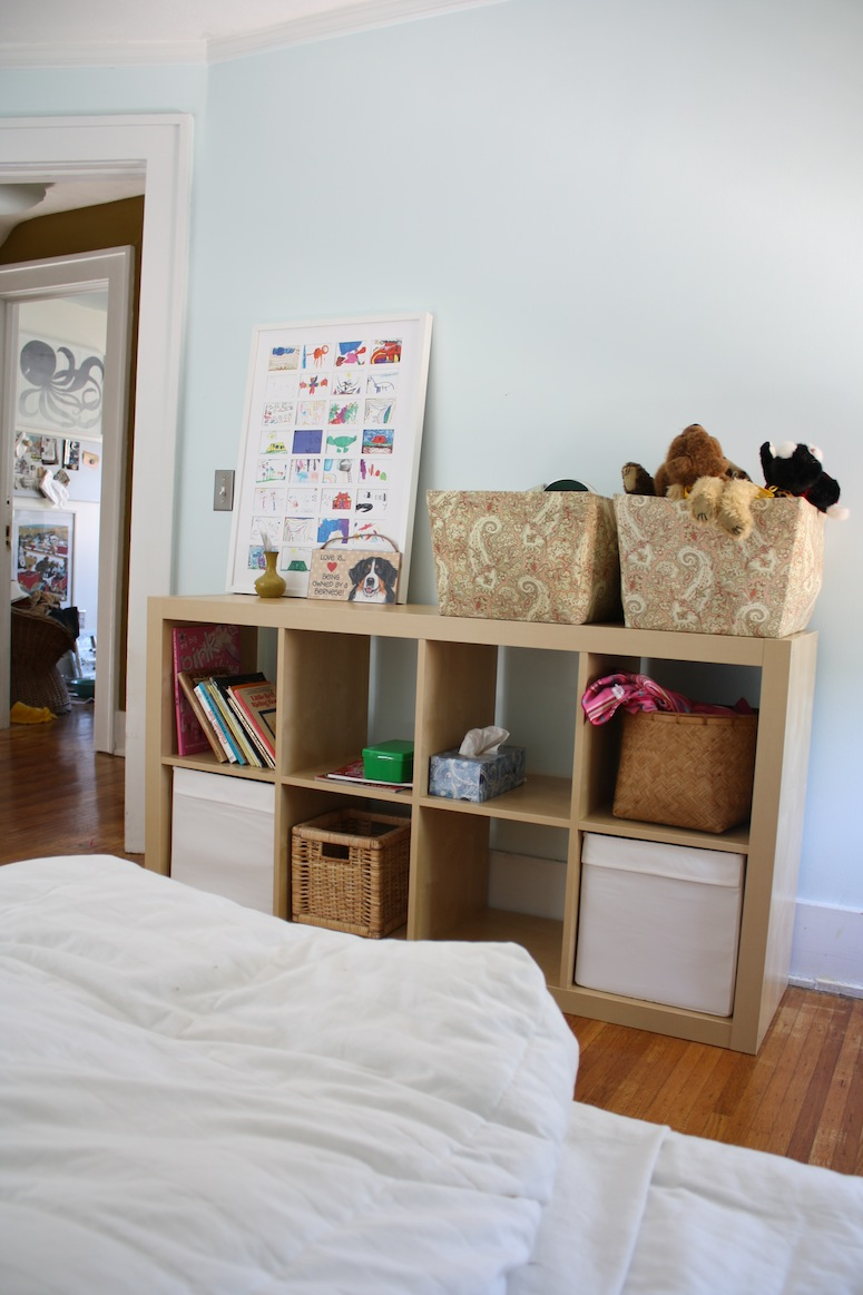 IKEA Expedit For Kid Storage  merrypad