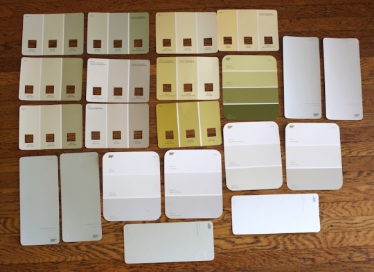 52 new paint options for the living room.