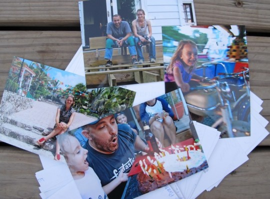 Tip 1: Only print photos worthy of being printed.
