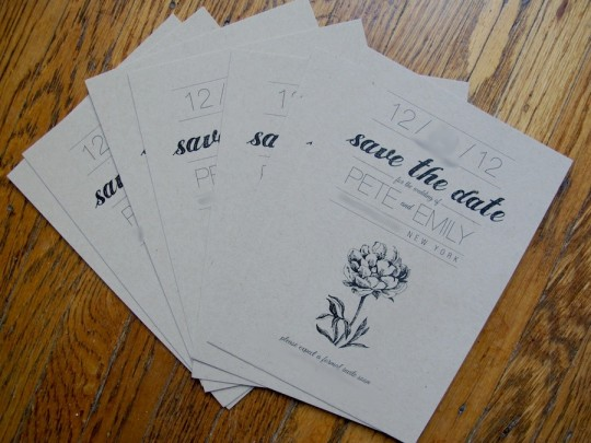 Final (smudged) save the date cards)