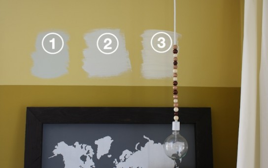 Living room paint updates?