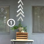 DIY Arrow Mobile by Smile And Wave