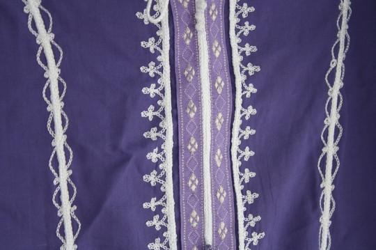 Moroccan shirt and pants for Julia.