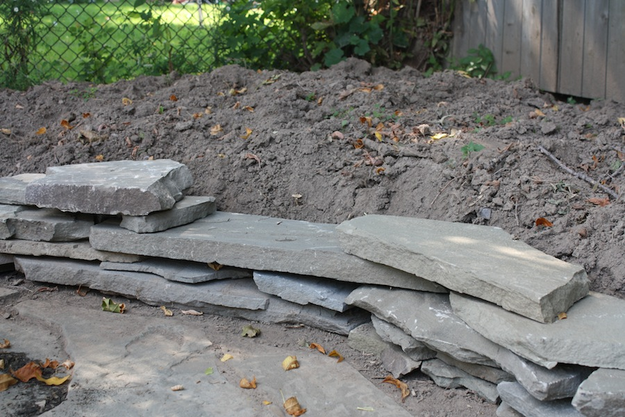 The Great Wall Of Flagstone