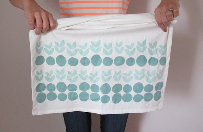 Could this hand towel by Lotta Jansdotter be any cuter?