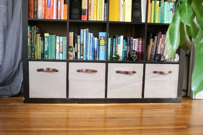 DIY IKEA EXPEDIT Drawers out of scrap wood!