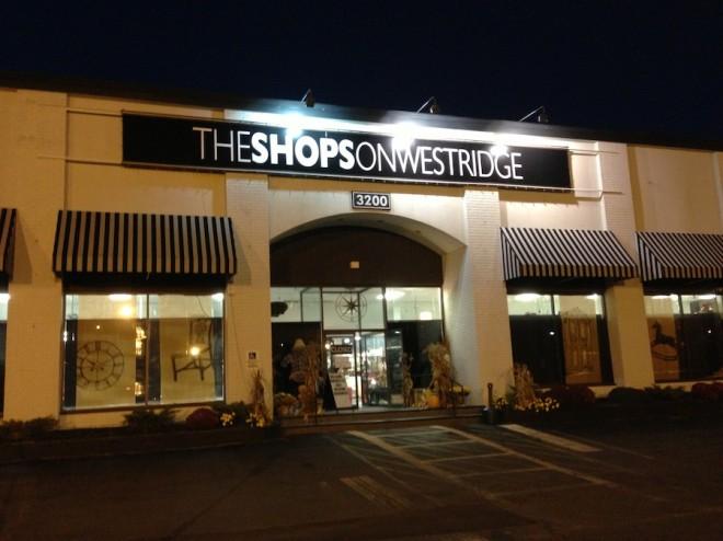 The Shops On West Ridge. Greece, NY