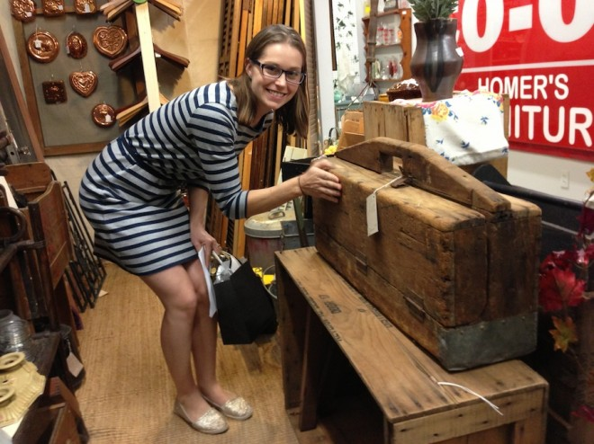 Best vintage toolbox ever?