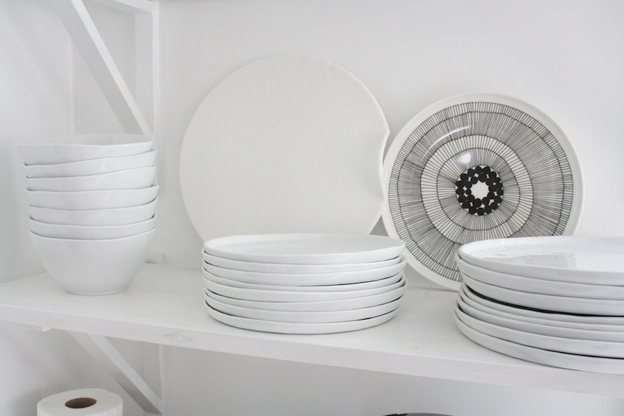 All pieces of the Mercer collection are really nice and have been holding up well (weu0027ve been using them for about one month now); the plates are ... : nice plates dinnerware - pezcame.com