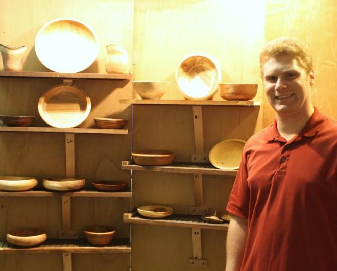 Meet Sam Tischler, Rochester Woodturner.