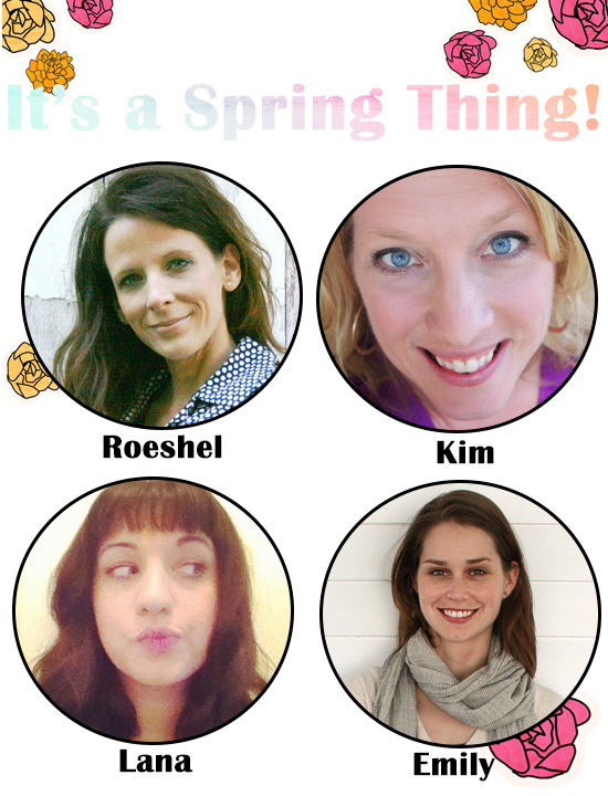 It's a Spring Thing! Link party!