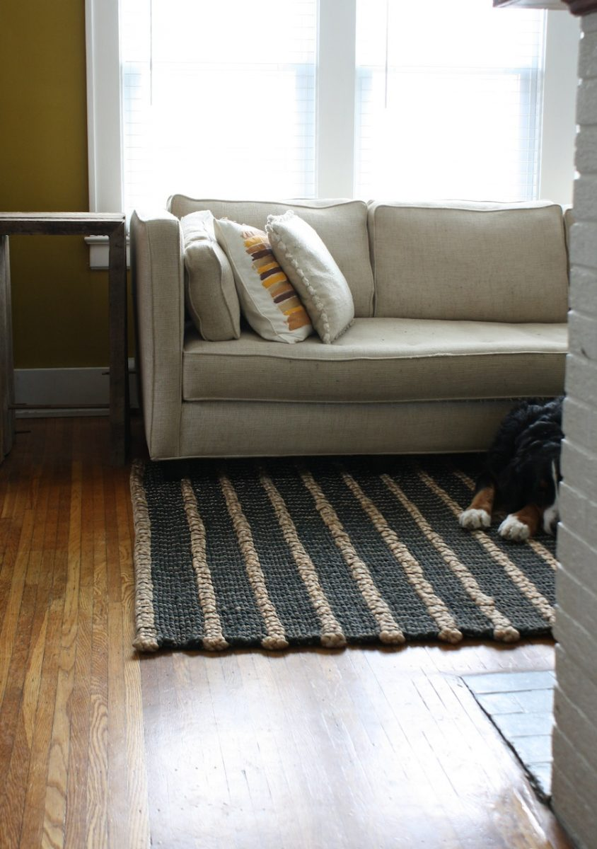 The Chunky Rope Chain West Elm Rug
