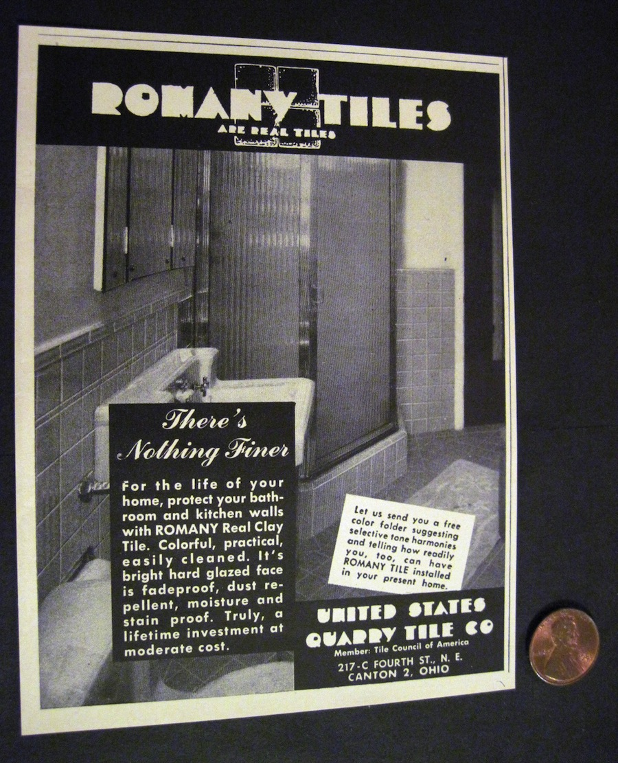 Romany tiles and hechinger paint merrypad dailygadgetfo Gallery