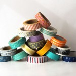 Love me a great Washi tape collection!