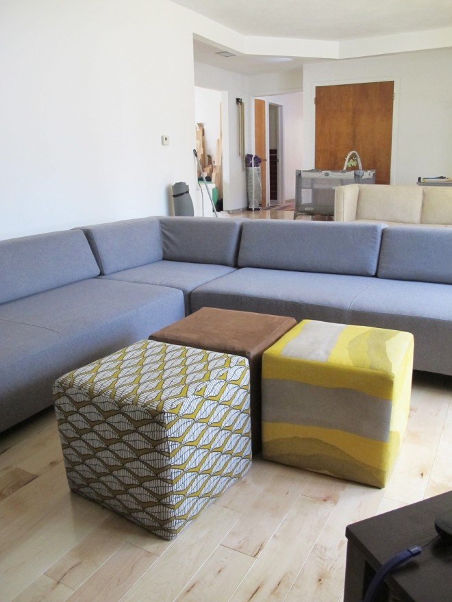 The Tillary Sectional from West Elm!