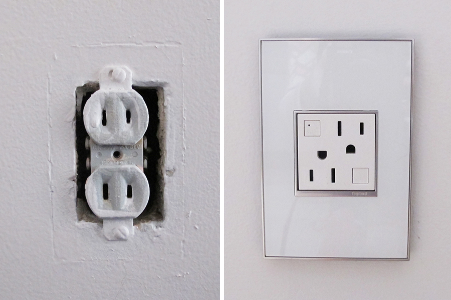 Updating With Legrand Adorne Outlets | merrypad