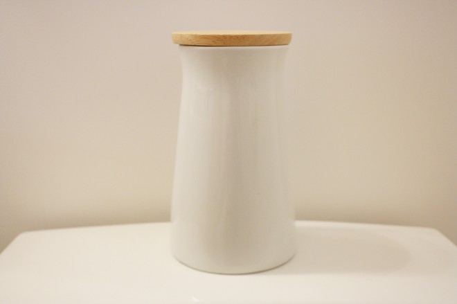A new container from Home Goods.