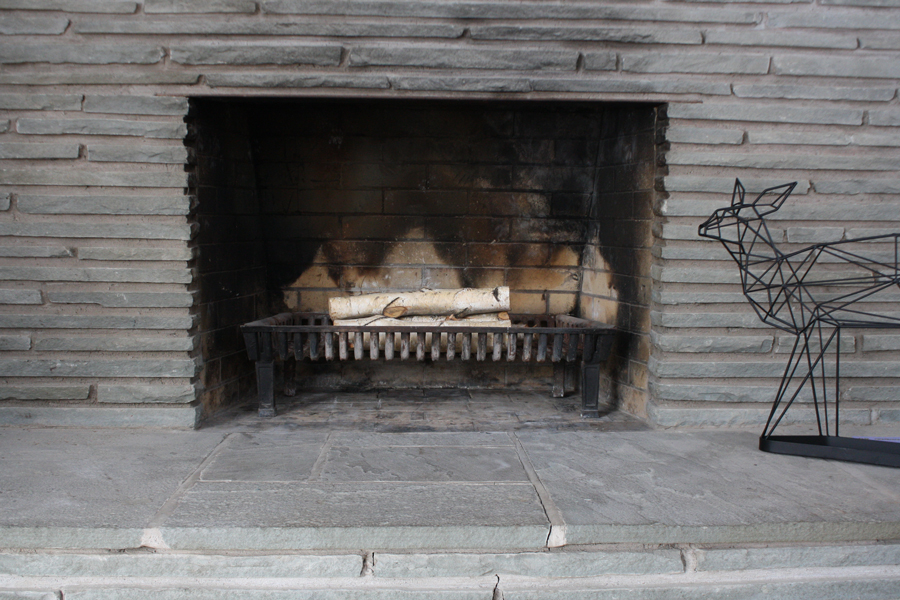 Terrific Removing A Fireplace Surround Merrypad Download Free Architecture Designs Scobabritishbridgeorg